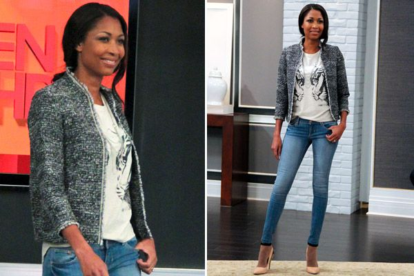 Halle Berry-inspired Fashion
