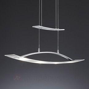 Elegant H henverstellbare LED Pendelleuchte Valon