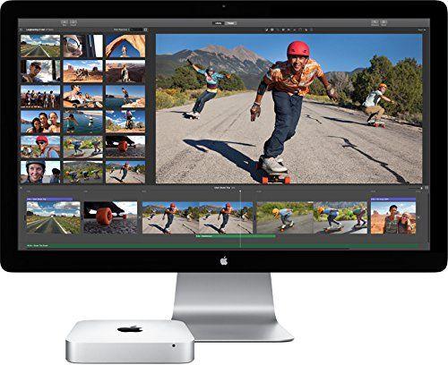 Ordenador de sobremesa Apple Mac Mini por solo 499€  Os traemos una #oferta realmente #increible. Todos sabemos que Apple es garantia de seguridad y de buenas prestaciones. El problema siempre suele ser el precio. Ahora por un #tiempo limitado puedes conseguir un #ordenador de sobremesa Apple Mac Mini, por menos de 500 € !!!   #Apple #chollo #mac #mini #oferta #ordenador #sobremesa