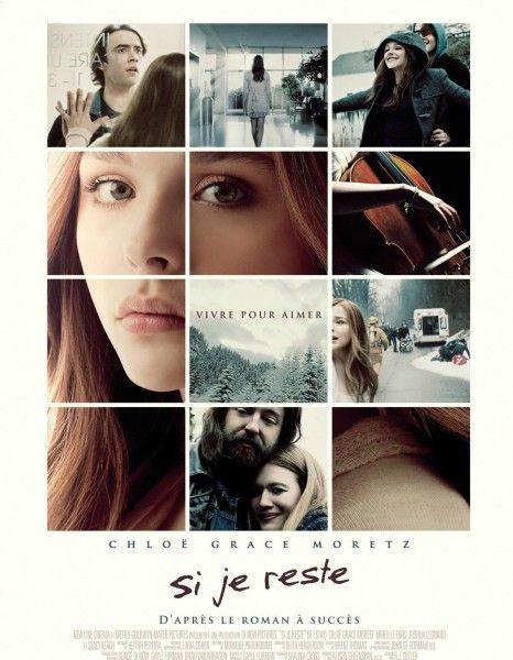 Après ses rôles emblématiques dans les deux « Kick Ass » et « Carrie : la vengeance », Chloë Moretz revient dans le rôle principal de« Si je reste », une comédie dramatique réalisée par R.J. Cutler qui sort aujourd'hui, adaptation à l'écran du livre du même nom de Gayle Forman. http://www.elle.fr/Loisirs/Cinema/News/Si-je-reste-un-teen-movie-trop-lisse-2786294