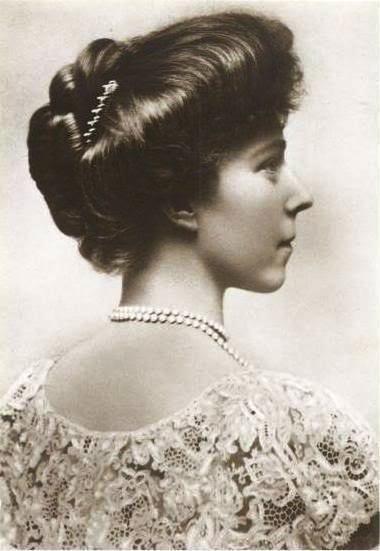 Queen Elisabeth of Belgium