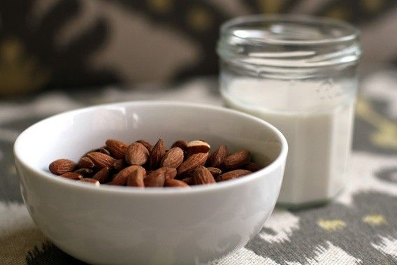 If You Buy Almond Milk Instead of Making It From Scratch, You're Doing It Wrong: I could easily make this paleo