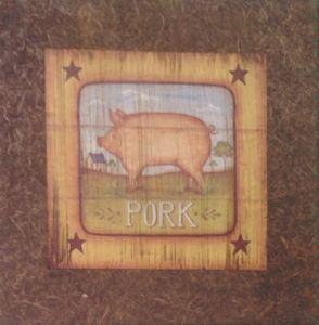Porquinho - São produzidas em Mdf Betumizado,cortados levemente irregulares com imagem envelhecida. Acompanha a fita Fixa Forte.  https://www.coisasdelolla.com