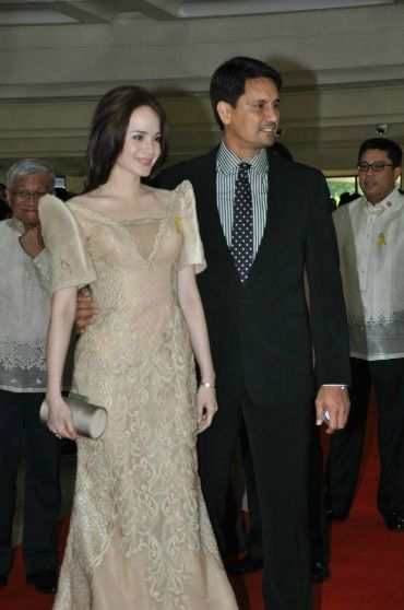 barong trend 2014 | SONA 2014 Fashion Showcase of Filipiniana Gowns and Statement Attire