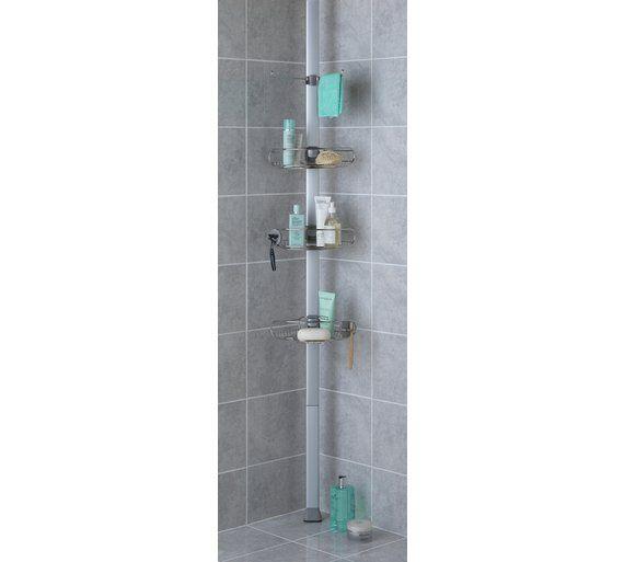 best 20 shower storage ideas on pinterest shower. Black Bedroom Furniture Sets. Home Design Ideas
