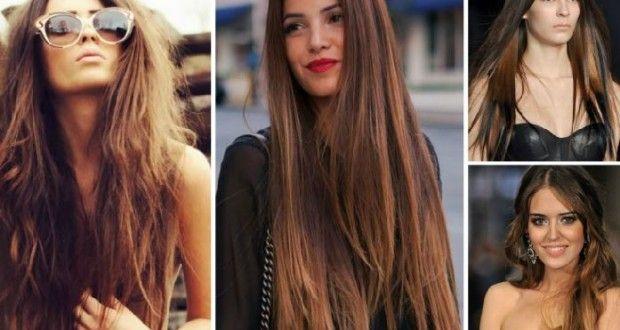Koyu Balyajlı Saç Renkleri Ve Modelleri 2015 | Kadinveblog