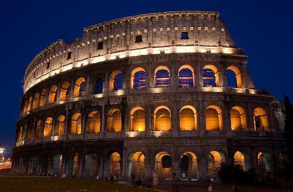 Sotto le stelle di Roma...