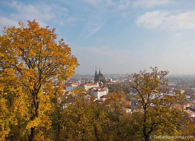 View of #Brno, #CzechRepublic