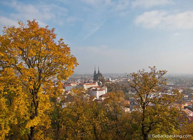View of #Brno, #CzechRepublic