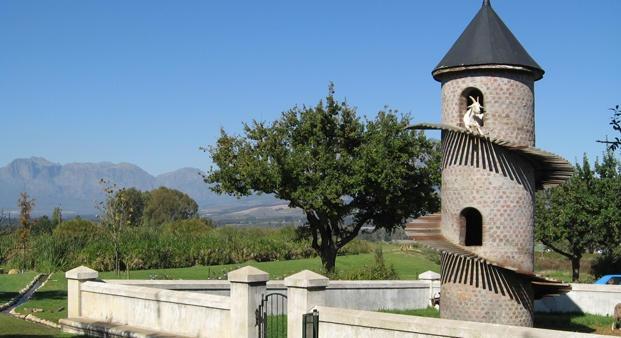 Fairview Winery- the goats do roam