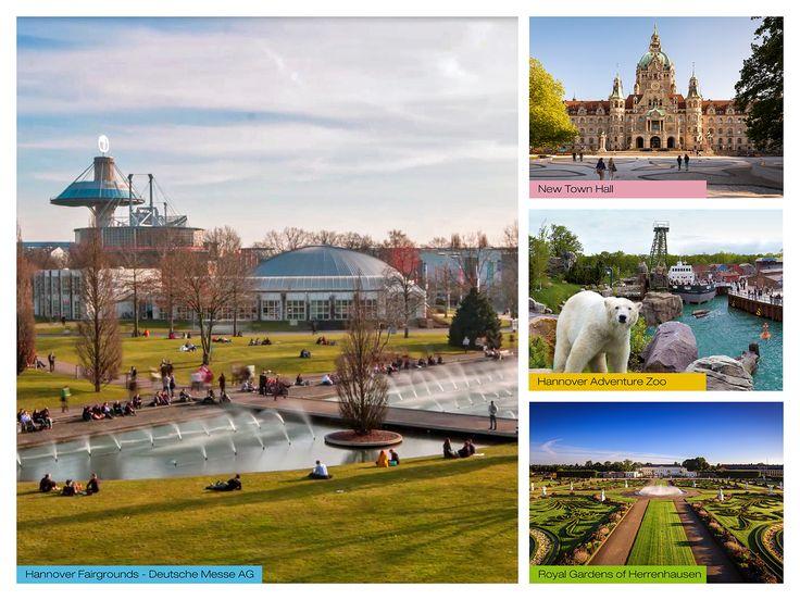 Hannover Marketing & Tourismus : 3866030 nuitées dans la région de Hanovre