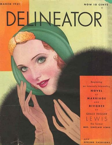 The Delineator, 1931 | Flickr - Photo Sharing!