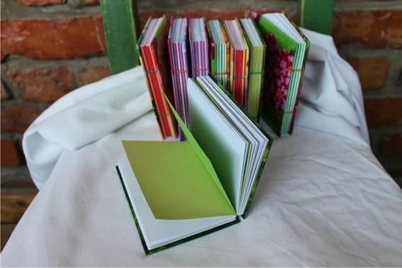 Book binding by CULT CAT , via Behance