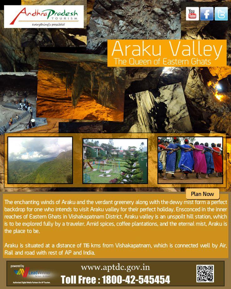APTDC Haritha Valley Resort - Araku - Andhra Pradesh