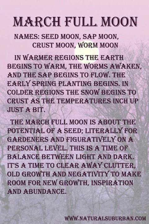 Spring equinox...)*