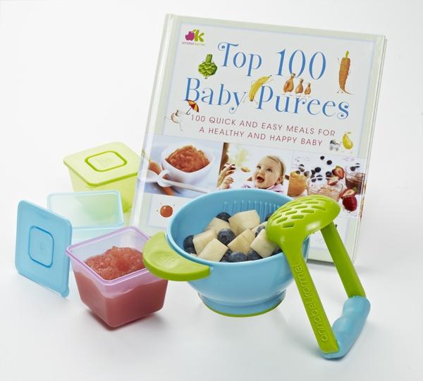 Ak Freshfoods Cook N Blend Baby Food Maker