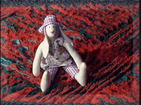Создаём текстильные коврики для оформления интерьера. Мастер класс. Тать...