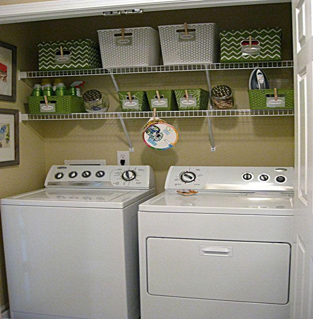 organizar cuarto de lavado pequeño y cocina - Buscar con Google