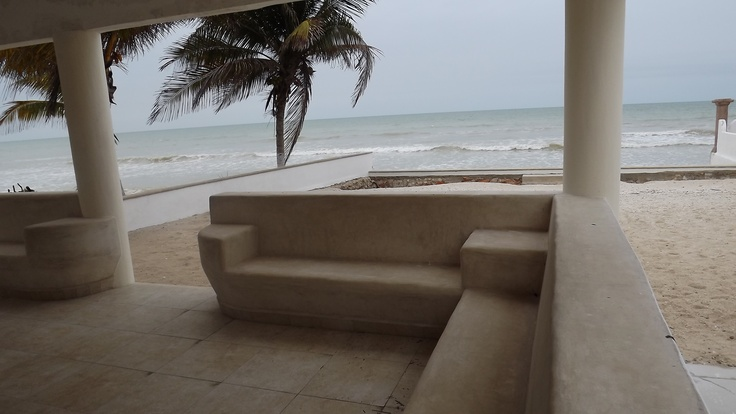 cement furniture out door living pinterest cement and furniture cement furniture