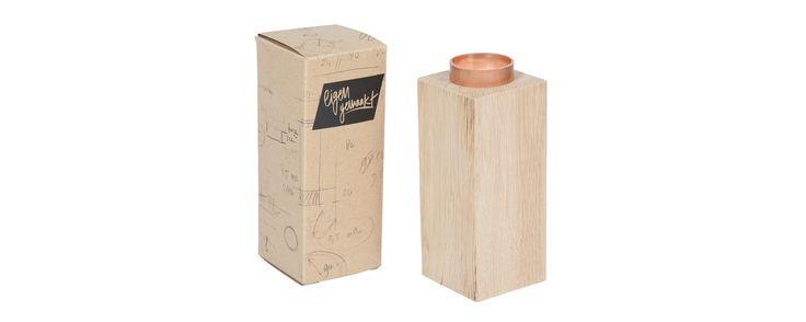 Kaarshouder LARGE (In beperkte oplage van 20) Varianten mini, medium & large: inclusief verpakking.