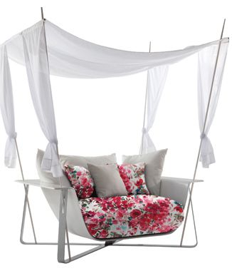 A Canopy Chair