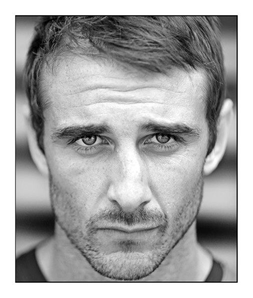 This image of AFL superstar Jobe Watson is inspirational because he is a true leader, a champion of the modern era. Jobe is someone that I look up to when I am running for the ball or lining up to kick for goal in the dying stages of the 4th. He is someone I would be honoured to grow up like and be as nice a bloke as he is