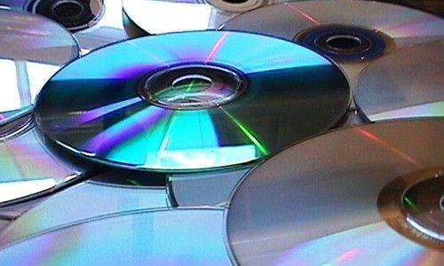 Ανακυκλώστε CD και μειώστε το διοξείδιο του άνθρακα