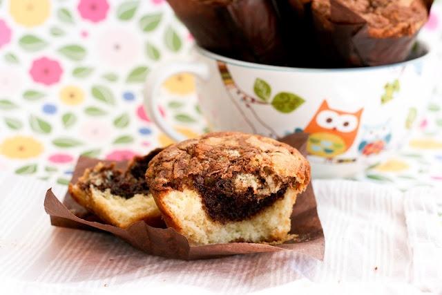 nutella muffin cakes