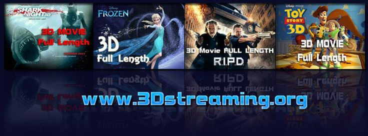 HERE YOU CAN FIND 3D CONTENTS ONLY ! JOIN US NOW... become our publisher or fan ... http://www.3Dstreaming.org