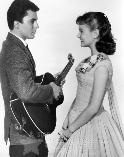 """The Donna Reed Show"" -- James Darren and Shelley Fabares"