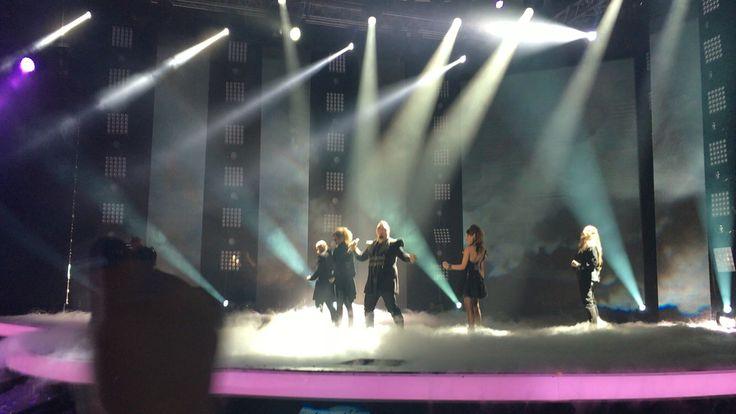 Eurovision 2016❤️Baia Mare❤️Romania❤️  Winners Traditions