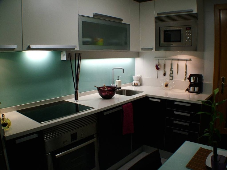 Vidrio  templado para pared cocina