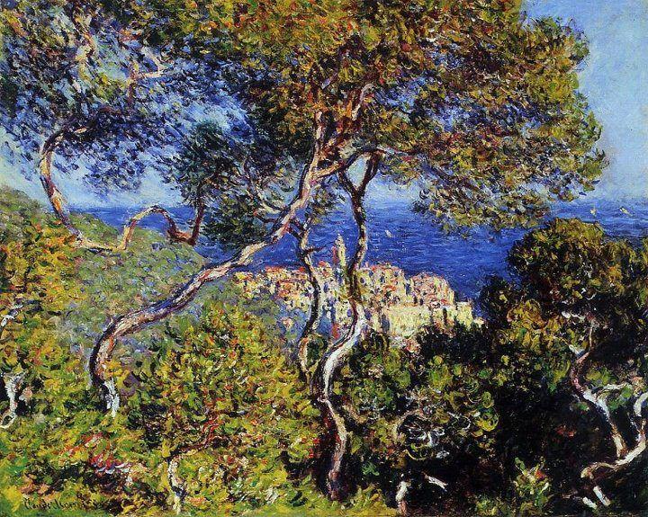Claude Monet, Bordighera.
