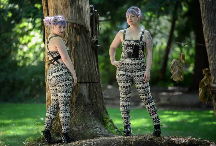 These overalls are TOO FAST brands twist on a classic. Featuring a funky all over Aztec skull print, straps that form a star on the back, and a fake leather front pocket to store your cellphone, and lip gloss, it's the only pair of pants you'll ever need. https://www.shopculture.ca/shop/Womens/details/AztecSkullsOveralls   https://www.shopculture.ca/shop/Womens/details/AztecSkullsOveralls