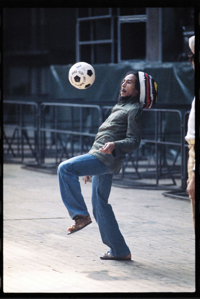 Bob Marley _ A Football Archive