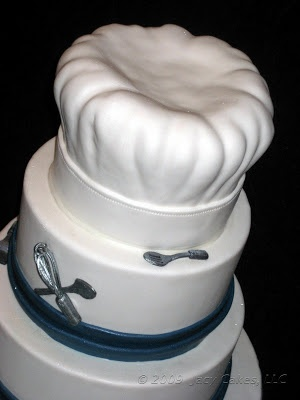 8 Best Images About Chef Themed Cakes On Pinterest