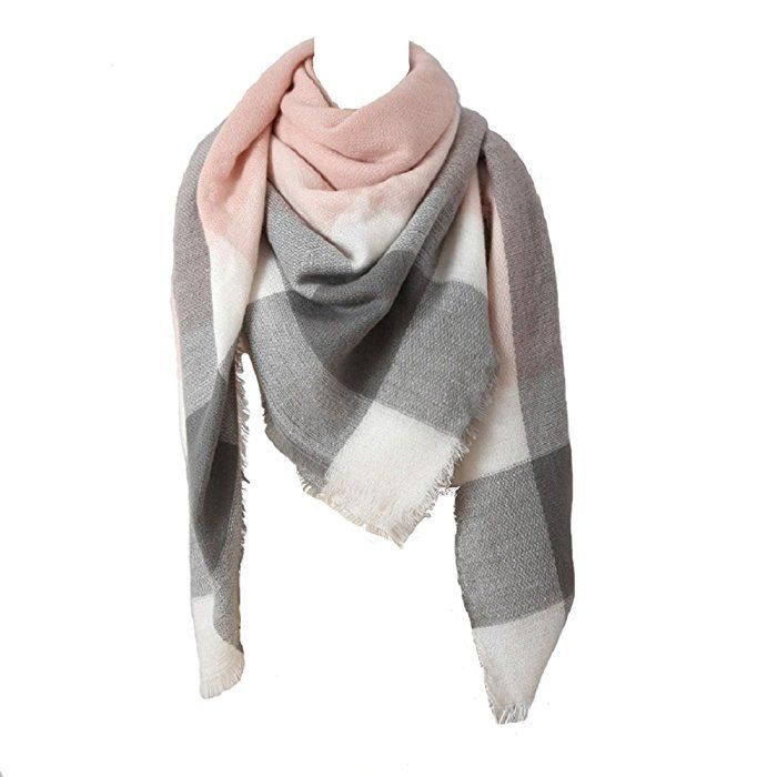 2019 am besten verkaufen online Shop heißer verkauf authentisch Damen Winter Schal Imitation Kaschmir Bunt Quadratisch ...