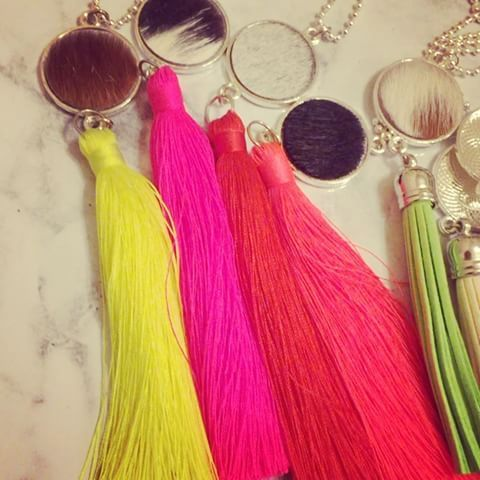 Newbies coming to the store this week! Silver hide tassel necklaces www.rubenabird.com.au #cowhide #rubenabird #hide #leather #necklace #tasselnecklace #neontasselnecklace #hidenecklace #cowhidenecklace #fashion #style #etsy #wholesale #comingsoon #jewellery #australia #jewellerydesigner