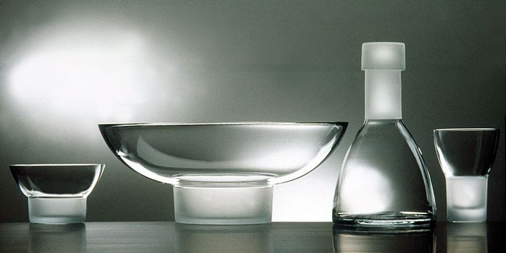 Markku Salo Gallery / Design / Long Series / Glass / Marius 1985
