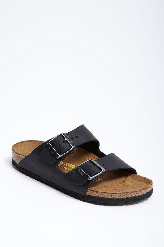 Arizona Sandal. Black Birkenstock SandalsLeather ...