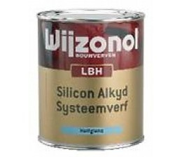 Great product for painting your house Wijzonol LBH Systeemverf