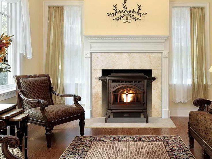 Best Pellet Stove Ideas Images On Pinterest Wood Stoves - Pellet stove or wood stove