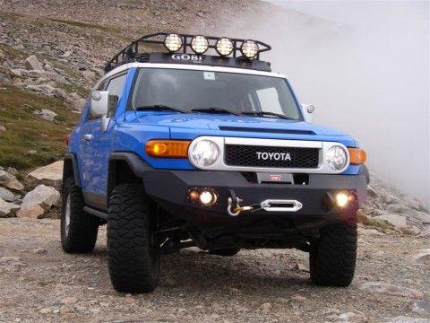 TOYOTA FJ CRUISER  | 2007-toyota-fj-cruiser-19