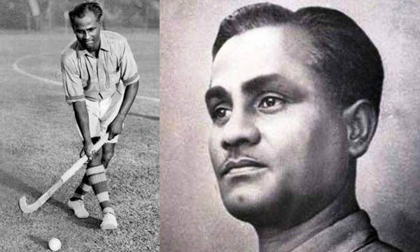 DHYAN-CHAND-Field-hockey