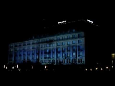 Festival Of Lights 2012 - Hotel Adlon