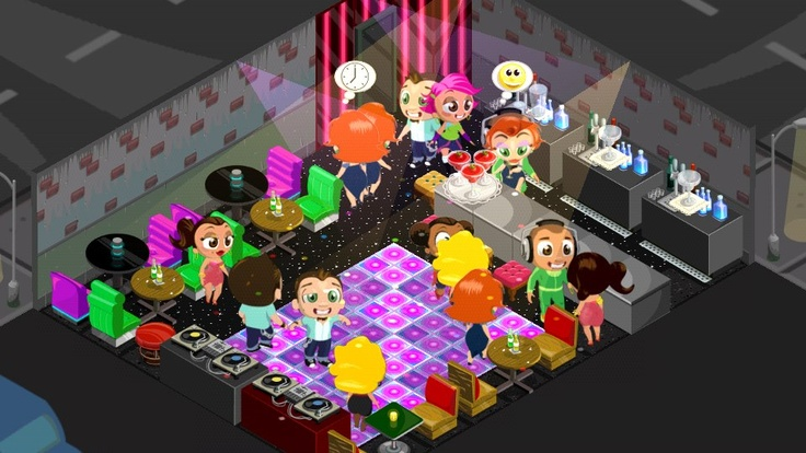 nightclub story game