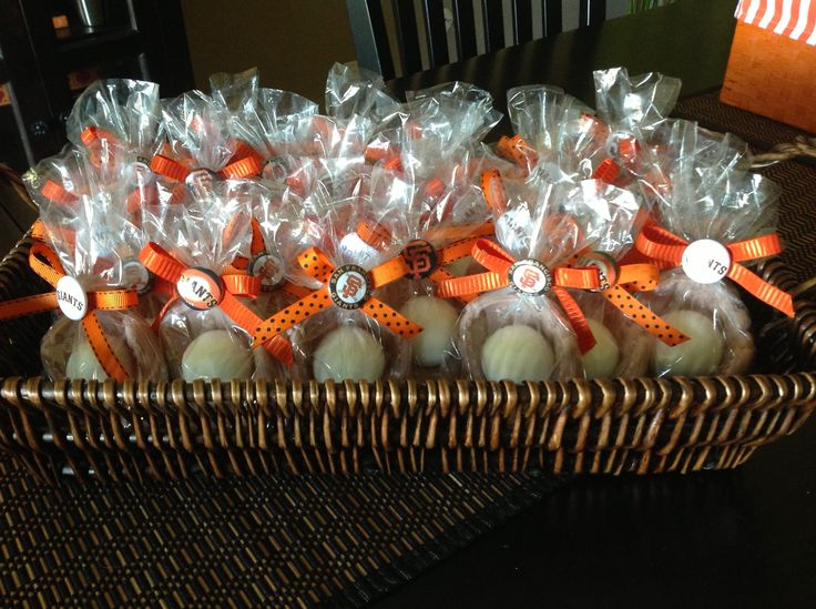 Sf Giants Baby Shower Cake
