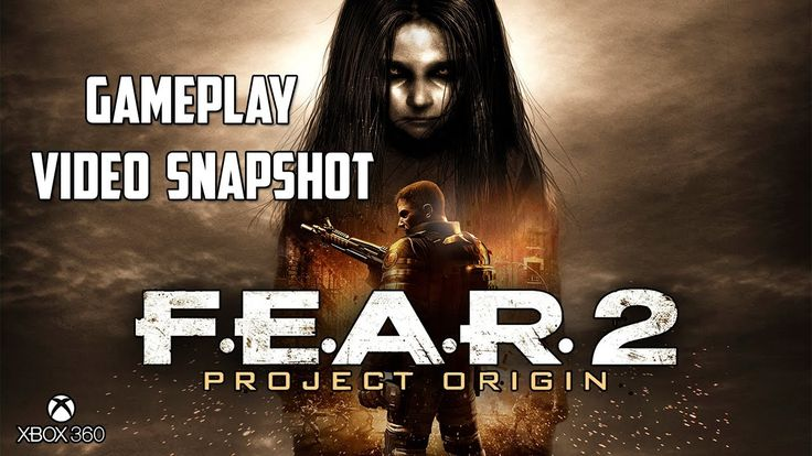 FEAR 2:Project Origin XBOX 360 Gameplay Video Snapshot 1080p 60fps