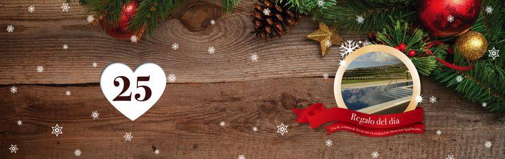 ⛄🎄🎁✨ ¡Último día ya para optar al gran premio! ¡Si no lo visteis en nuestra Newsletter o Facebook, aquí lo descubriréis!  ¡El fin de semana que podéis ganar es en Villa Dhanvantari, en Tenerife!  www.spadreams.es/villa-dhanvantari-playa-paraiso-tenerife-hi99/    🔔 🔔 🔔CÓMO PARTICIPAR 🔔 🔔 🔔  ⭐ Contar las galletas de Navidad escondidas en la página temática: www.spadreams.es/balnearios-hungria/  ⭐ Entrar la respuesta aquí: www.spadreams.es/calendario-adviento-bienestar/   ⭐ ¡Estar…