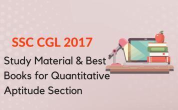 SSC CGL Study Material, Best Books for Quantitative Aptitude  http://blog.onlinetyari.com/ssc-cgl/ssc-cgl-study-material-best-books-for-quantitative-aptitude  #SSC CGL Aptitude #onlinetyari